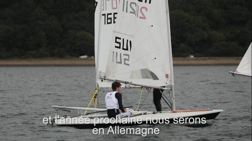 450 jeunes marins prêts à faire le show sur le CF Espoirs Solitaire Equipage 2019 à Brest !