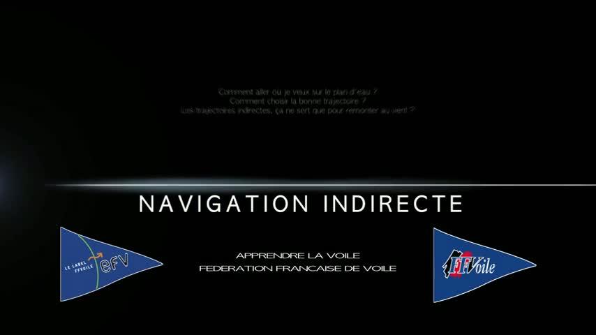 EFVoile Navigation Indirecte