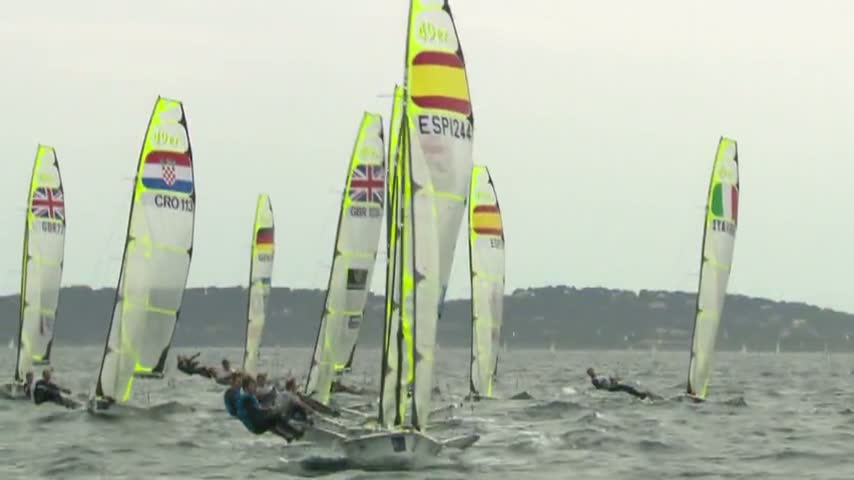49er Men  - 25 avril 2013 - SWC Hyeres