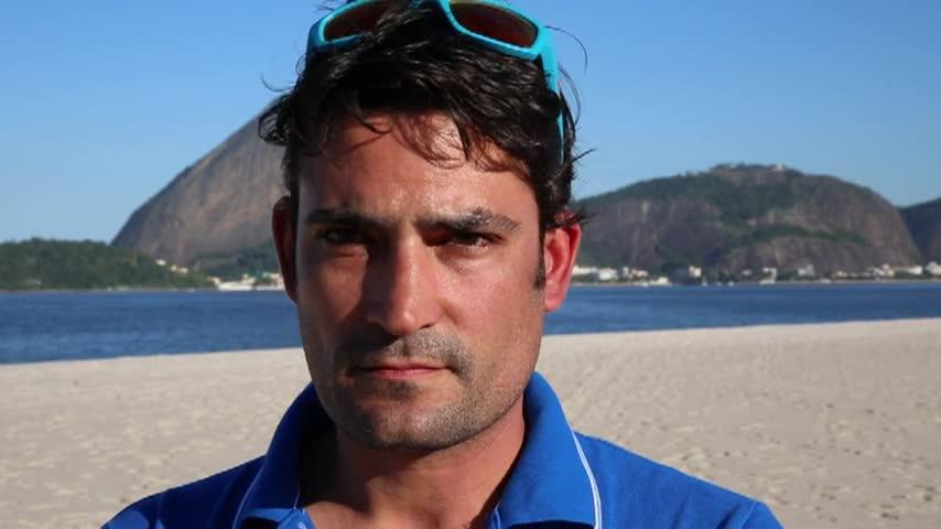 Rio TestEvent2014 Guillaume CHIELLINO Directeur Equipe de France