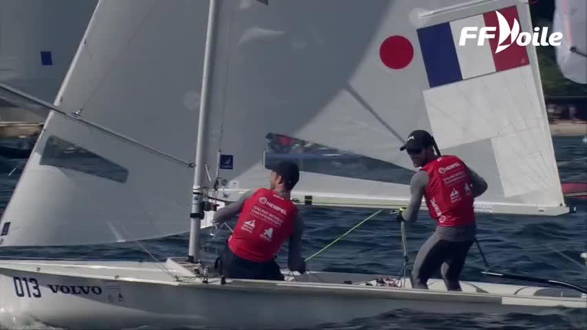 """Aarhus - Kevin et Jérémie """"CHAMPIONS DU MONDE"""" 470"""