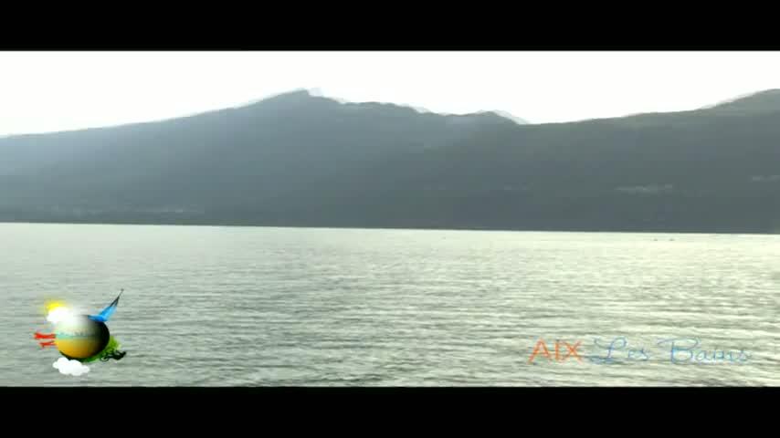 Aix les Bains - le lac