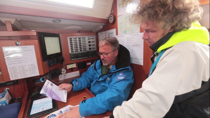 Apprendre la navigation avec un Coach Plaisance