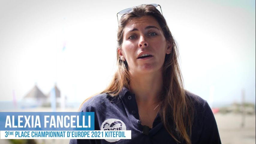Après 3 mois d'attente, l'ENGIE Kite Tour est de retour à La Grande-Motte !