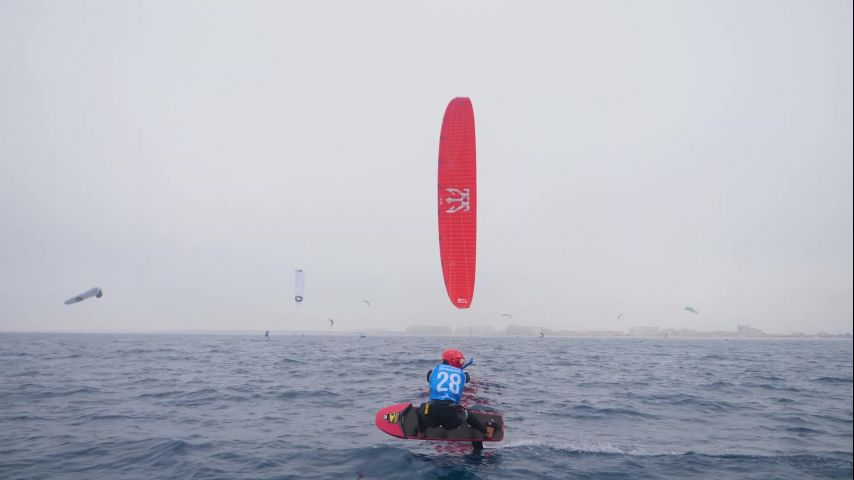 BAB Presse - Championnat de France Windfoil Kitefoil Freestyle