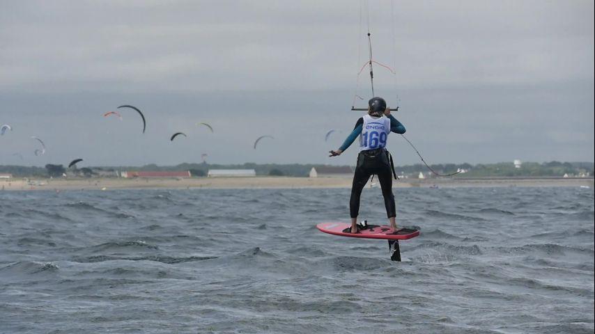 Bout à Bour Presse - Engie Kite Tour 2021 - Lorient-Gâvres Jour 2