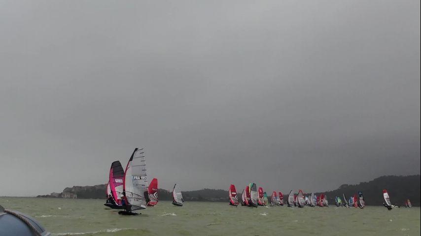 Bout à bout Championnat de France Extrême Glisse - Winfoil et windsurf