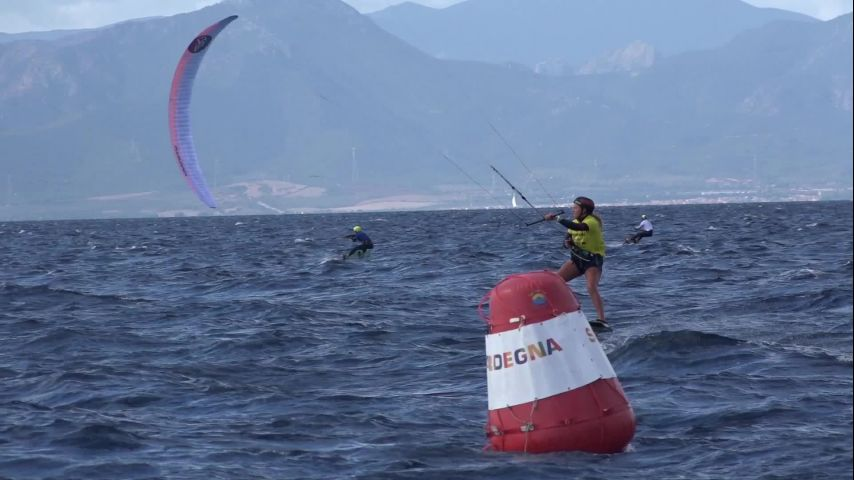 Bout à bout - Finale KITEFOIL WORLD SERIES 2019