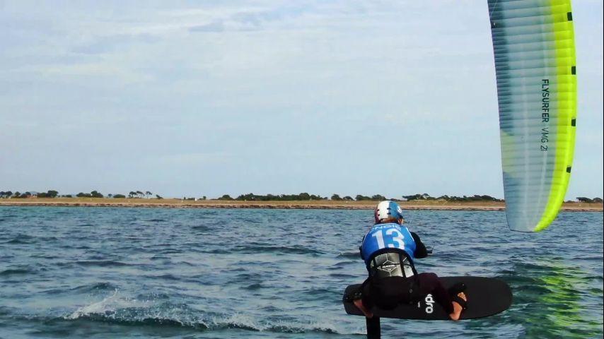 Bout à Bout Presse - Engie Kite Tour 2020 - Hyères jour 1
