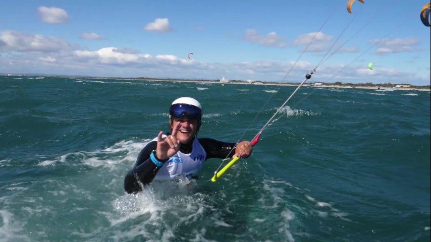Bout à Bout Presse - ENGIE Kite Tour 2020 - La Grande Motte - Jour 2