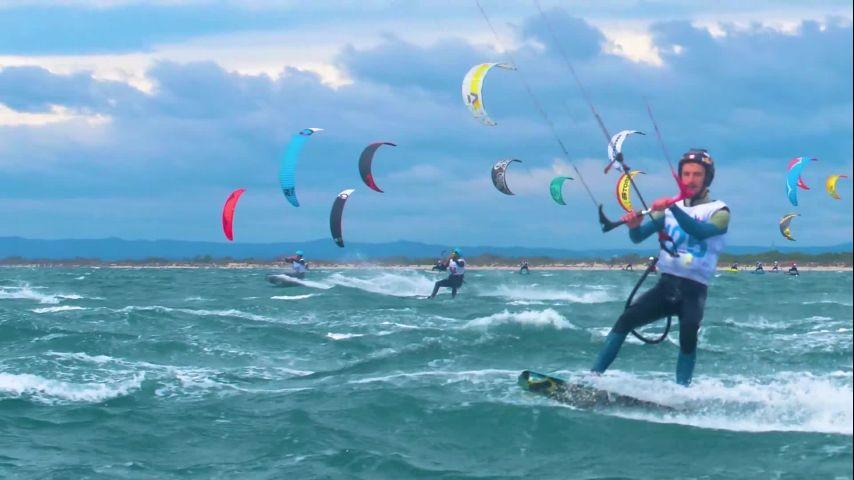 Bout à Bout Presse - ENGIE Kite Tour 2020 - La Grande Motte - Jour 3