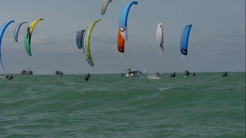Bout à Bout Presse - Engie Kite Tour 2020 - Wimereux jour 2