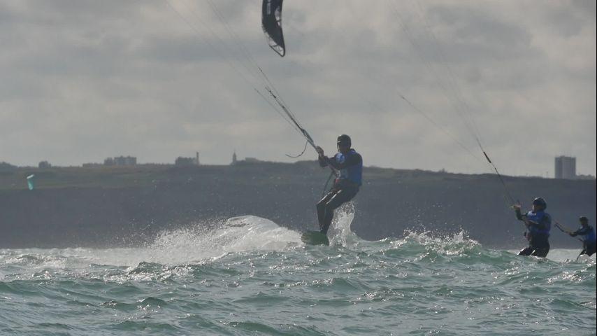 Bout à Bout Presse - Engie Kite Tour 2020 - Wimereux jour 3