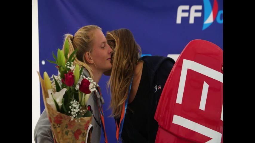 Bravo aux nouveaux Champions de France de Kite Foil !