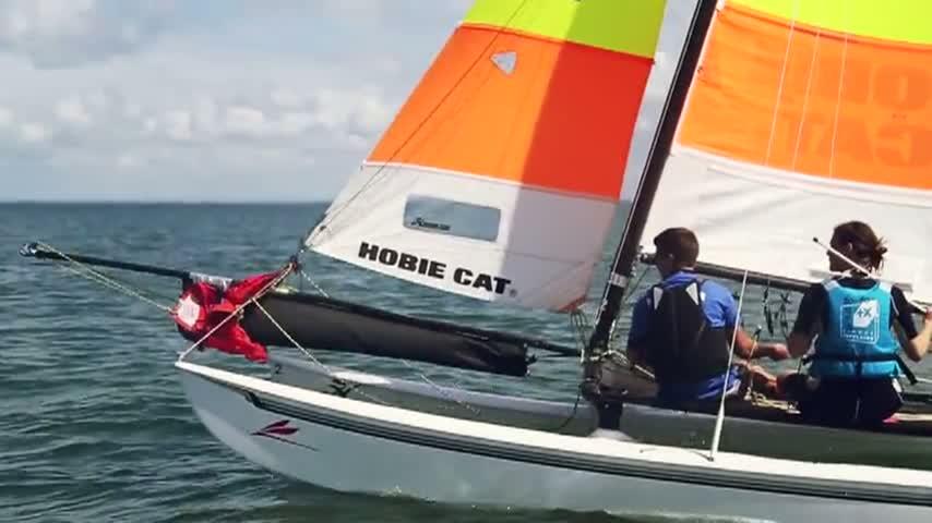 J'ai testé pour vous - Le Catamaran à Piriac