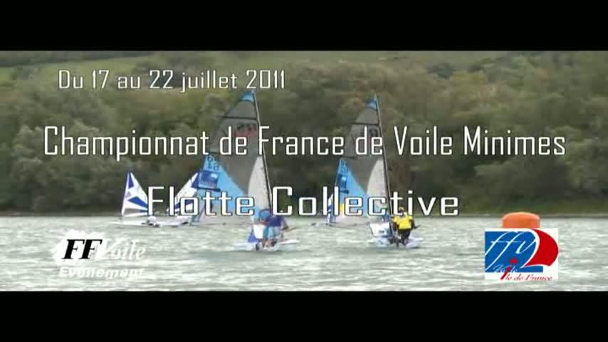 championnat de france minimes flotte collective 2011   itw jules alexandreb070