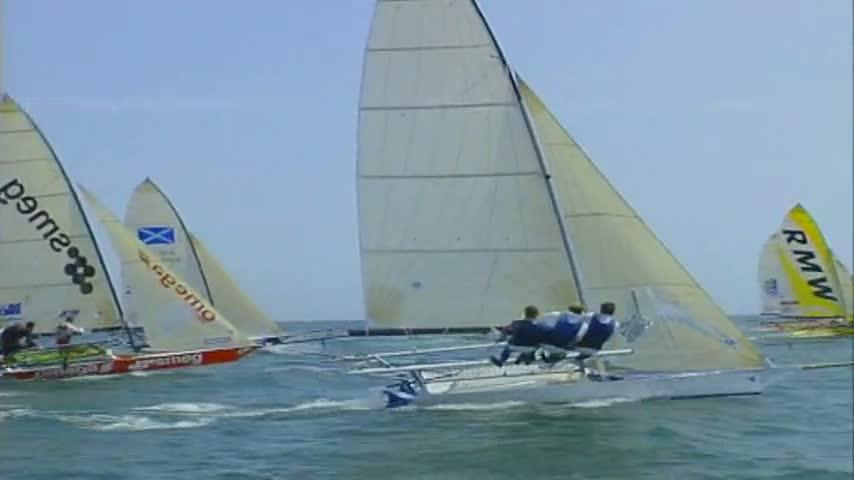 CFEEG 2012 - Clip YC Carnac