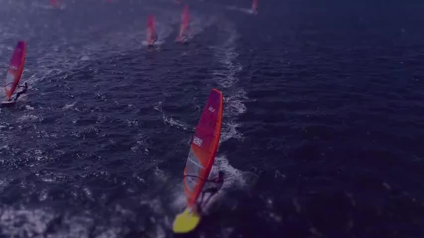 CFEG 2018 - RSX : Victoire de Mathurin Jolivet