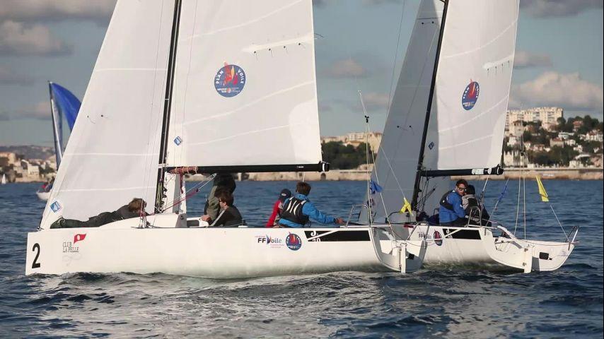 """CFEMR 2019 : La nouvelle génération du Match-Racing tricolore sous """"bonne garde"""" !"""