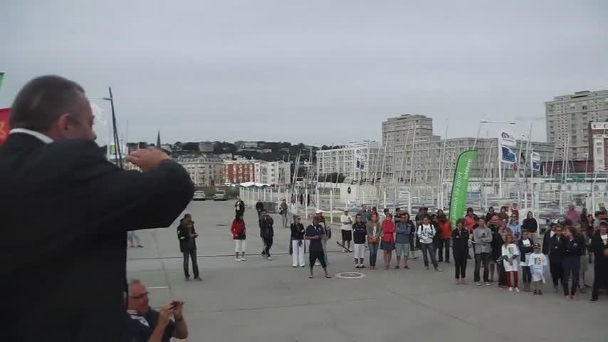 CFESE 2012 - Encouragements aux paralympiques