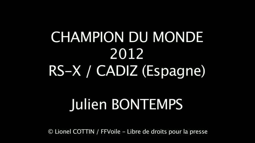 champion du monde 2012 rsx bontemps julien itv FR