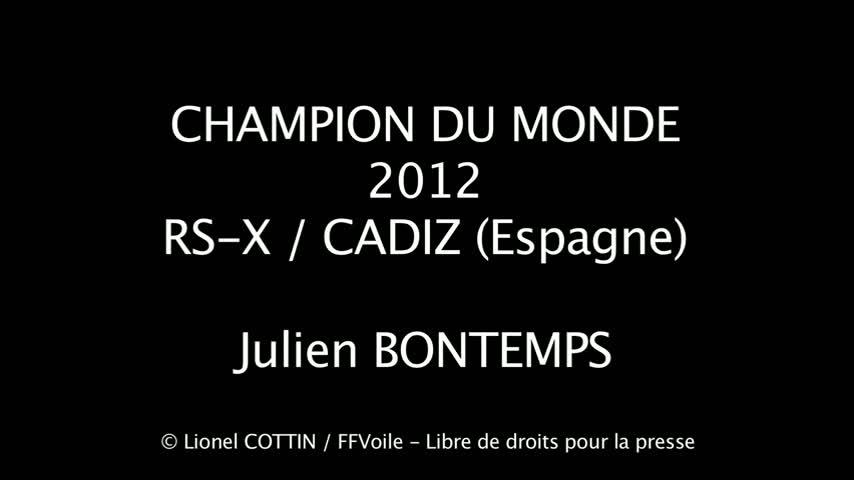 champion du monde 2012 rsx bontemps julien itv FR