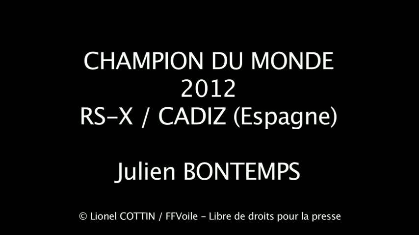 champion du monde 2012 rsx bontemps julien remise