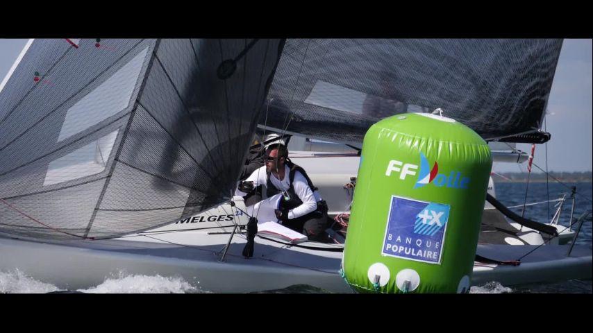 Championnat de France Croiseurs Légers 2019 à Cazaux : Quel weekend !