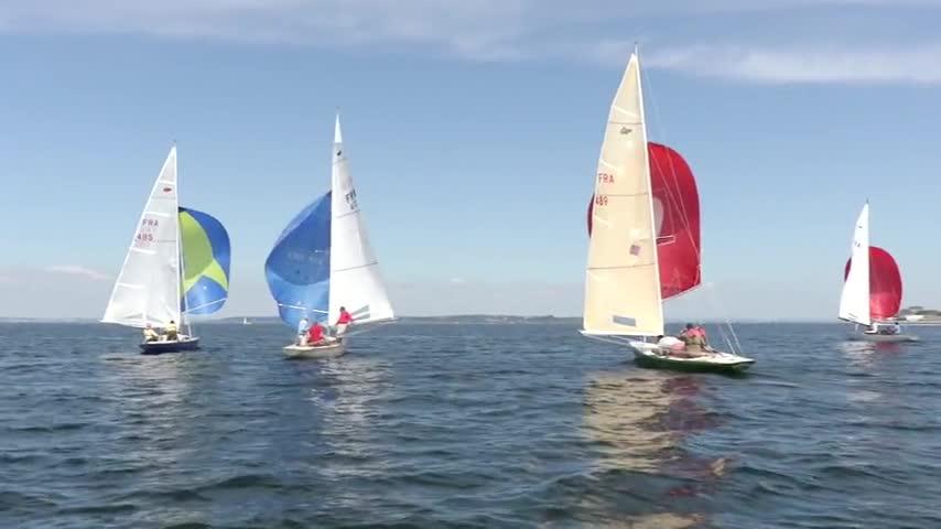Championnat de France Monotypes Habitables - GPEN 2017 (Requin)