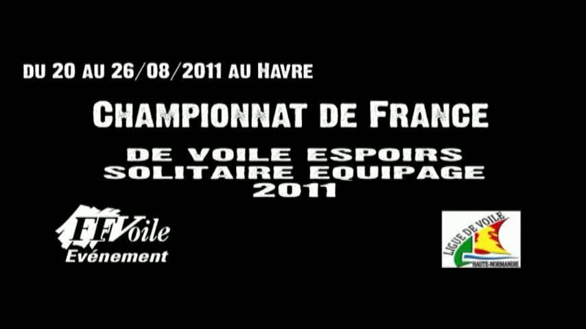 Championnat de France Espoirs Solitaire Equipage - Mardi 23