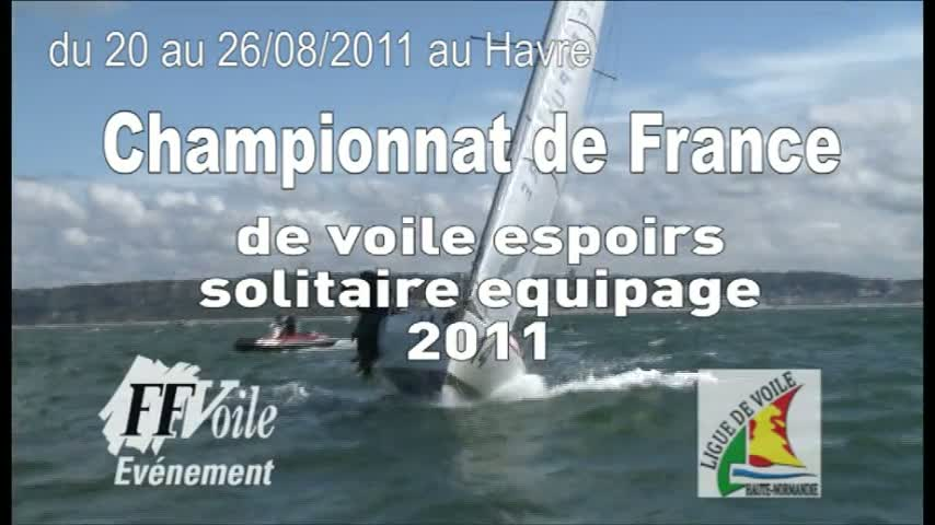 Championnat de France Espoirs Solitaire Equipage - First 7 5
