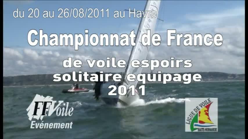 Championnat de France Espoirs Solitaire Equipage - First 7 5