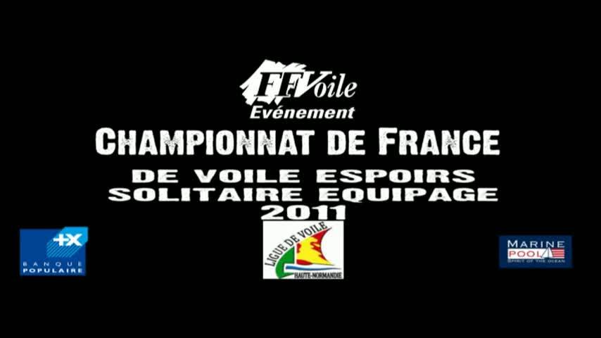 Championnat de France Espoirs Solitaire Equipage - Presentation