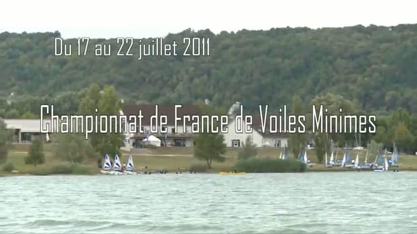 championnat de france minimes flotte collective 2011