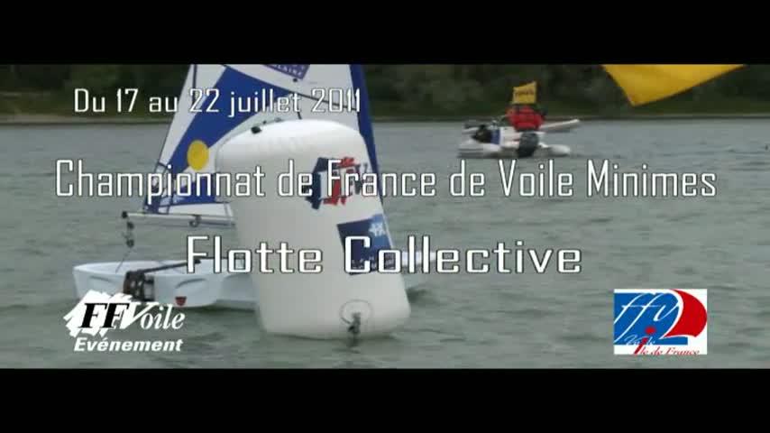 championnat de france minimes flotte collective 2011   itw zoe lacro9279