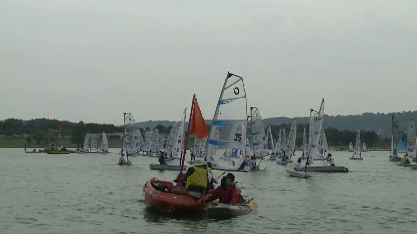Championnat de France minimes sur flotte collective