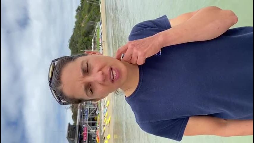 Charline Picon, vice championne du monde 2020. Interview 2