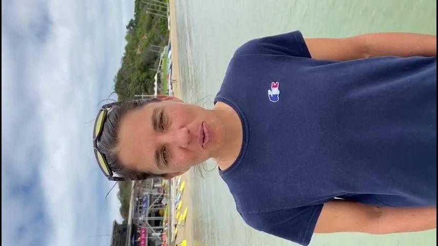 Charline Picon, vice championne du monde 2020. Interview