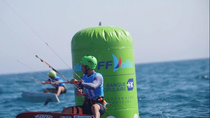 Les Kitefoilers en ouvreurs du Championnat de France
