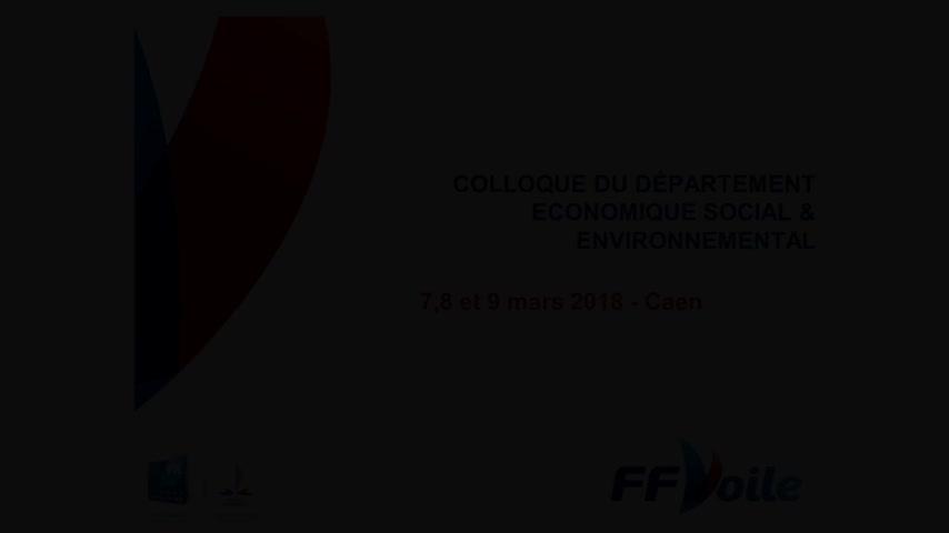 Colloque DESE 2018 : Partie 3