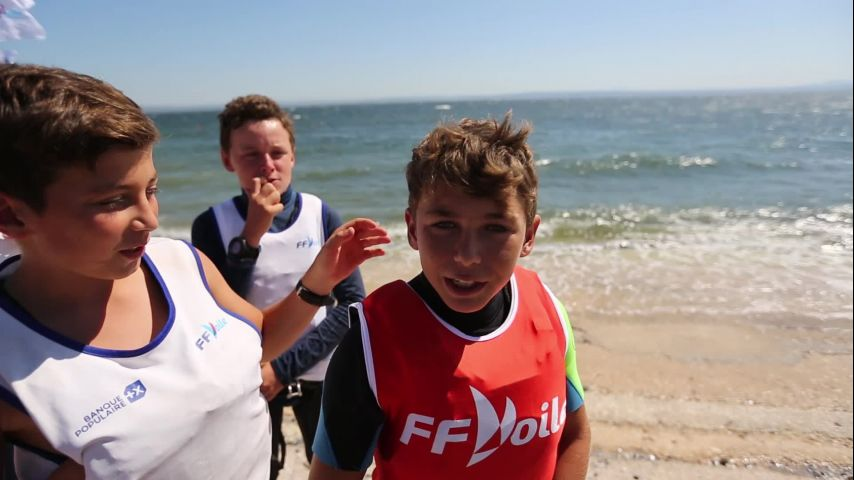 Conditions musclées pour le 3e jour du Championnat de France Minimes