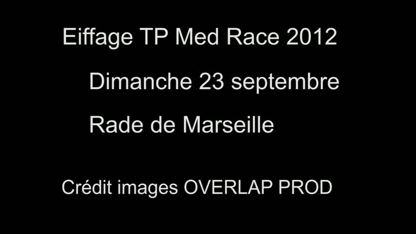 Cut TV Eiffage TP Med Race 23/09/2012