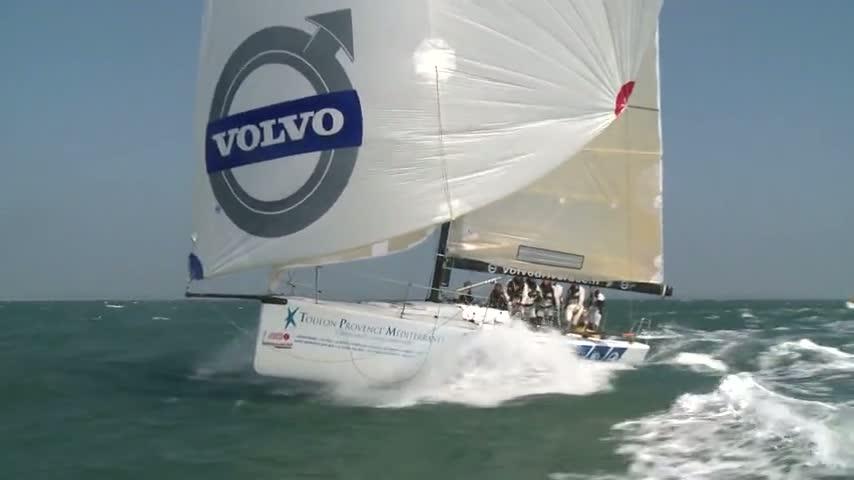 Cut Vidéo Volvo DRIVeRace - Spi Ouest France
