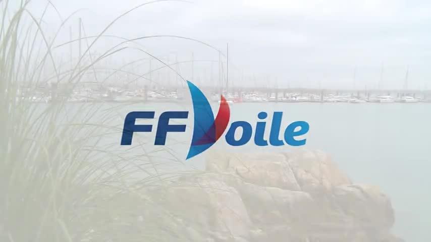 Début des courses à Roscoff pour le Championnat de France Handivalide 2017