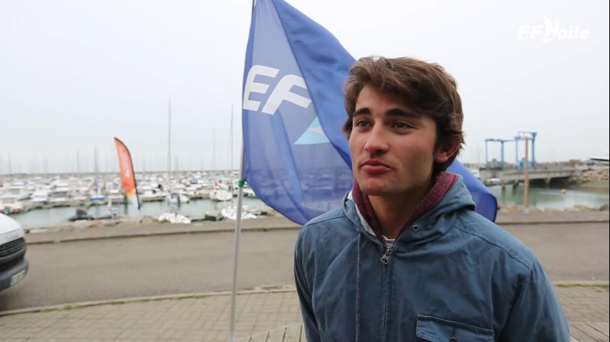 Début des phases finales sur le Championnat de France Espoirs de Match-Racing