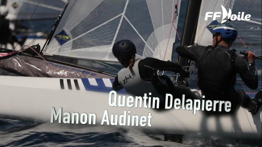 Delapierre-Audinet et Rual-Amoros sélectionnés pour les JO 2020 !