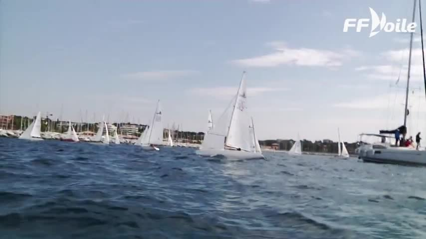 Dernière journée très calme sur la Mer Méditerranée