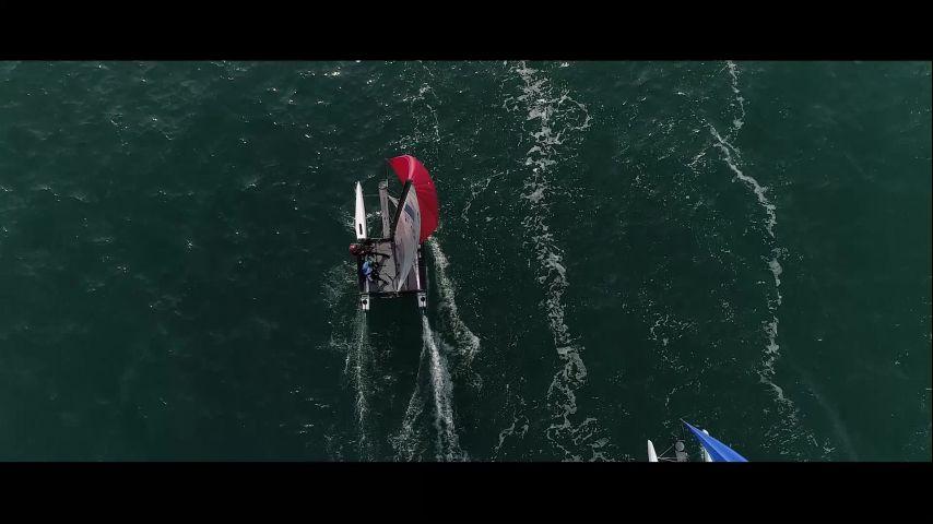 Derniers réglages sur l'Open France Catamaran 2020 !