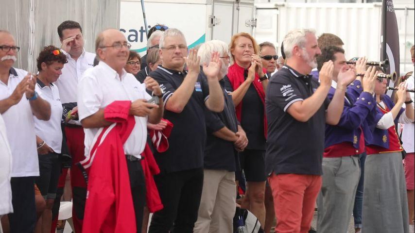 Des Marraines en Or pour le Championnat de France Espoirs Solitaire Equipage 2019