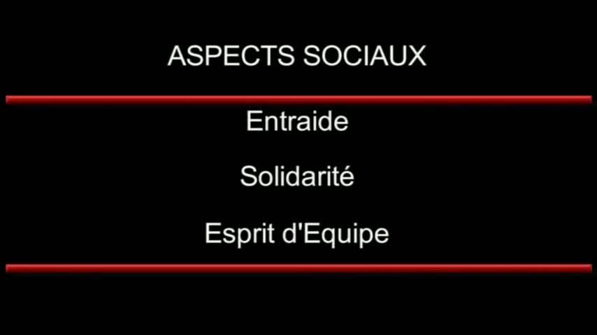 DETECTION - Les aspects sociaux